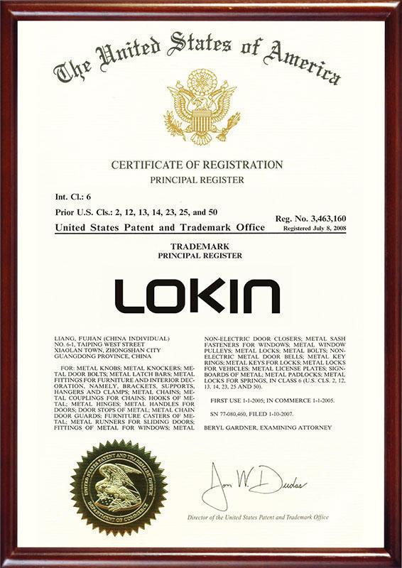 LOKIN trademark