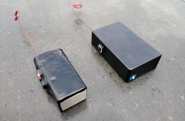 news-How does Tesla coil unlock the biometric fingerprint door lock-FUYU-img