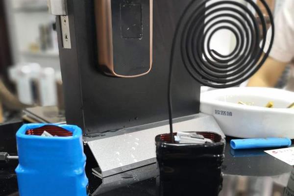 news-How does Tesla coil unlock the biometric fingerprint door lock-FUYU-img-1