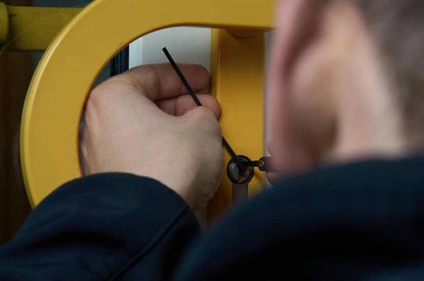news-FUYU-How does Tesla coil unlock the biometric fingerprint door lock-img-1