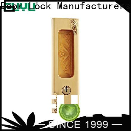 FUYU best gate deadbolt locks manufacturers for entry door