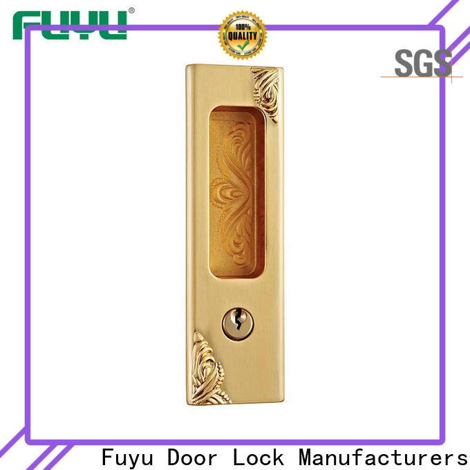 fuyu extra long deadbolt locks factory for wooden door