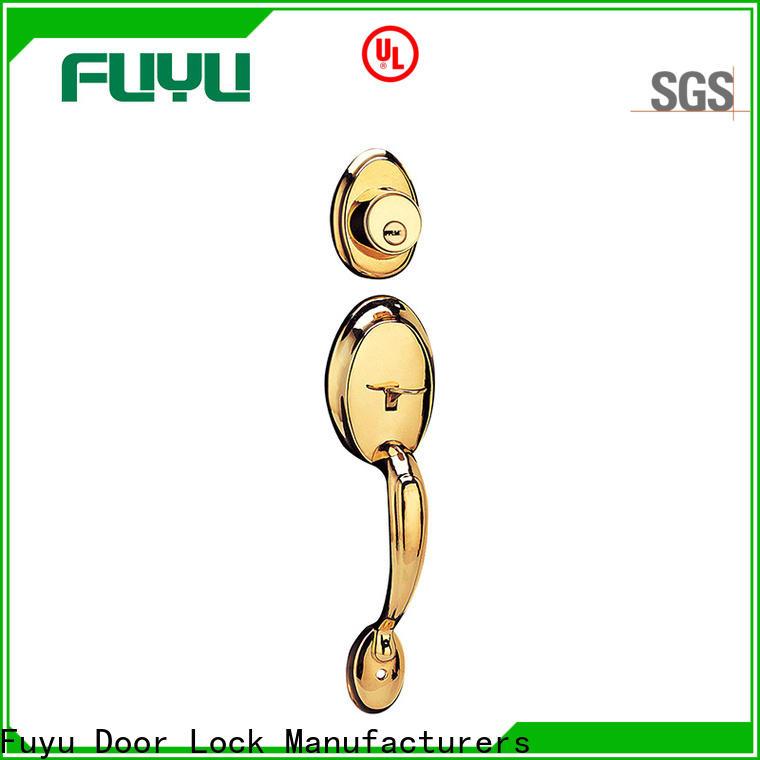 FUYU New door lock mortice for sale for wooden door