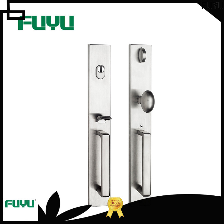 FUYU wholesale specialty door locks for sale for entry door