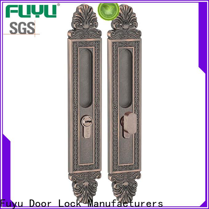 FUYU bulk door locks factory for wooden door