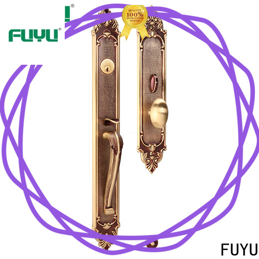 FUYU fuyu best door locks company for shop