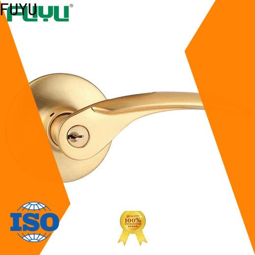 FUYU best security locks for doors with international standard for wooden door