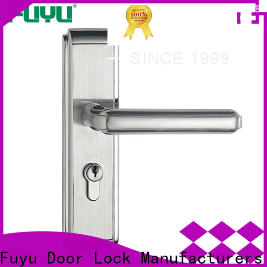 FUYU durable electric gate locks for metal gates factory for residential