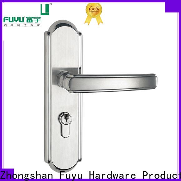 FUYU high-quality bedroom door locks home depot suppliers for wooden door