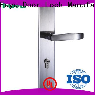 FUYU durable door fingerprint lock suppliers for entry door