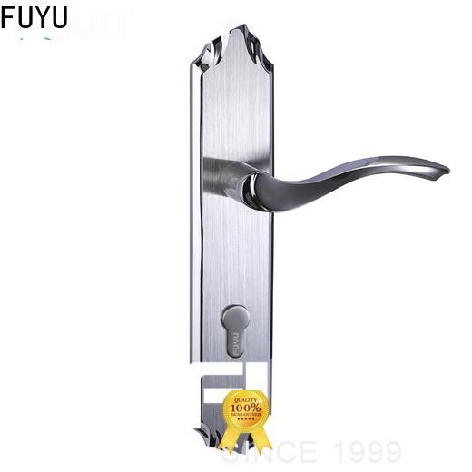 custom steel gate lock factory for shop