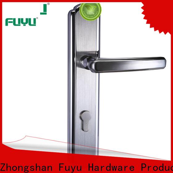 FUYU top door lock security grade factory for wooden door