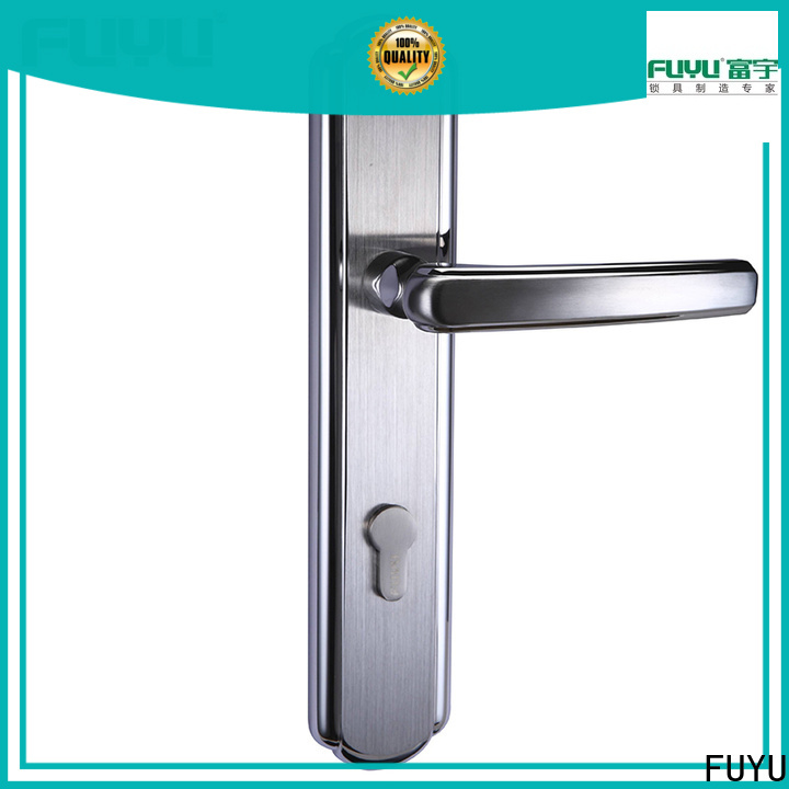 FUYU french door security locks suppliers for entry door