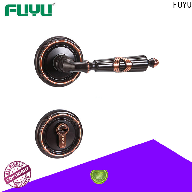 FUYU top mechanical lock safe suppliers for toilet