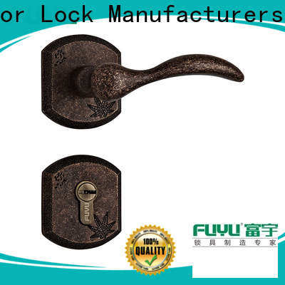 FUYU wholesale safety door locks home supply for toilet