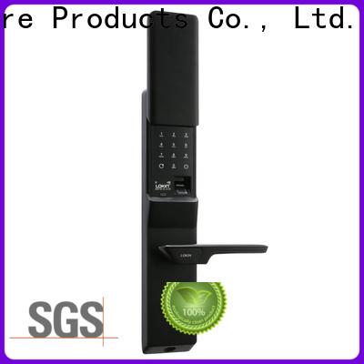 oem biometric gate lock supply for gate