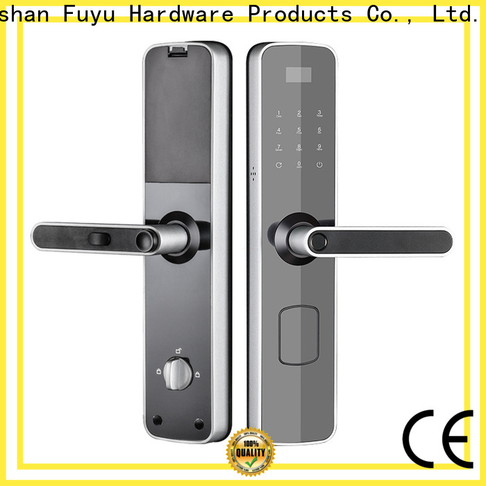FUYU durable thumbprint lock in china for home