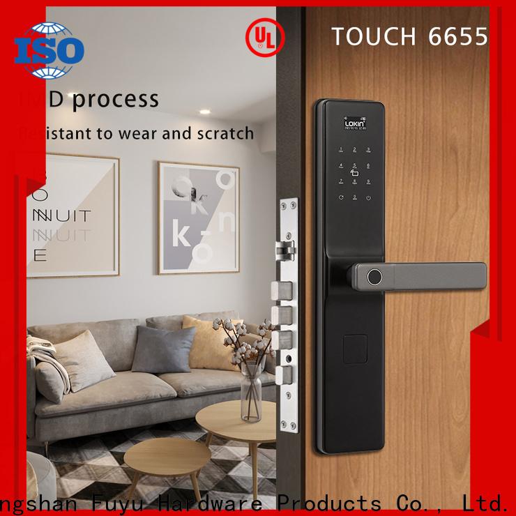 FUYU top best smart lock for business for wooden door