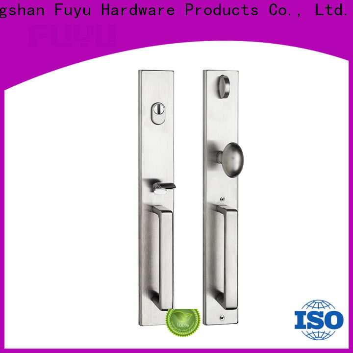 FUYU high-quality indoor door lock factory for residential