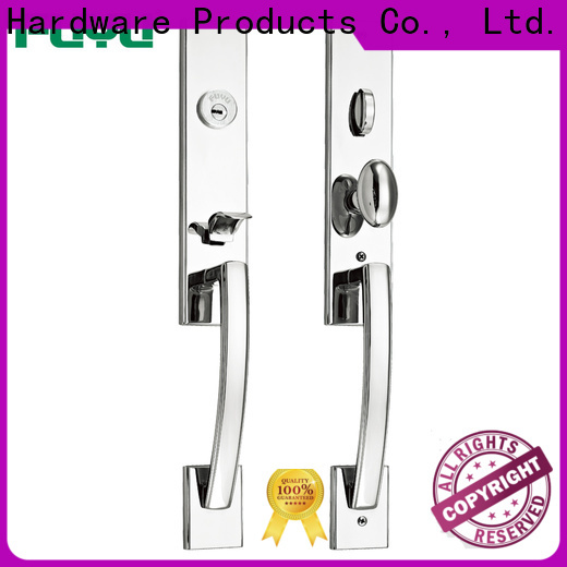 wholesale stainless steel handle door locks cylider company for mall