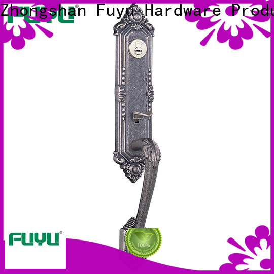 FUYU oem fingerprint keyless entry door locks company for wooden door