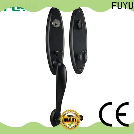 FUYU oem biometric exterior door lock suppliers for mall