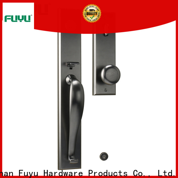 FUYU biometric front door locks for business for shop