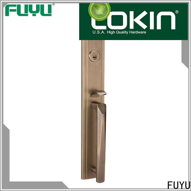 FUYU american door lock in china for wooden door