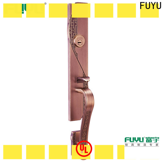 FUYU high security digital mortise lock for business for home