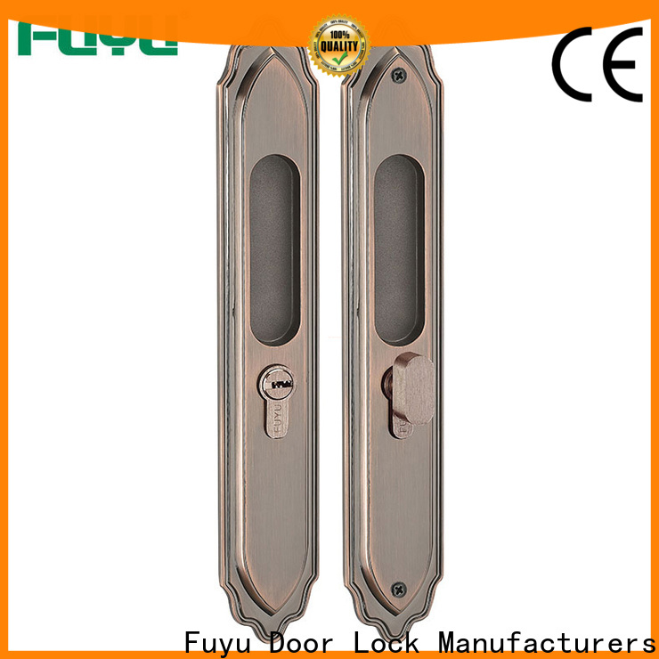 FUYU high-quality sliding door deadlock factory for home