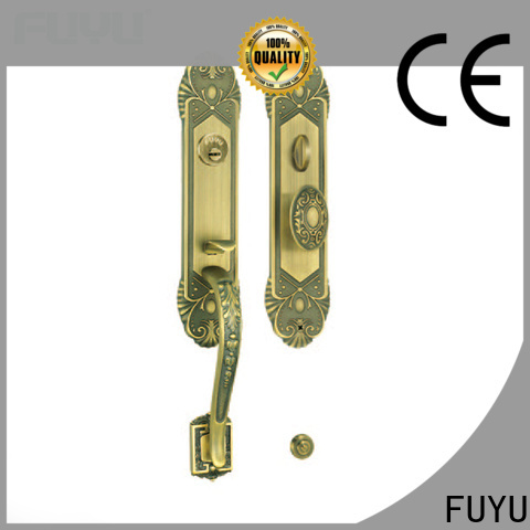 FUYU New all secure lock and key factory for mall