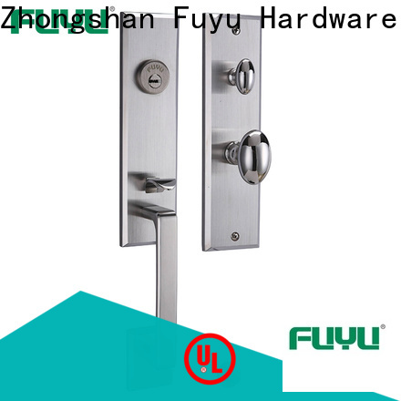 FUYU double high quality door locks company for residential