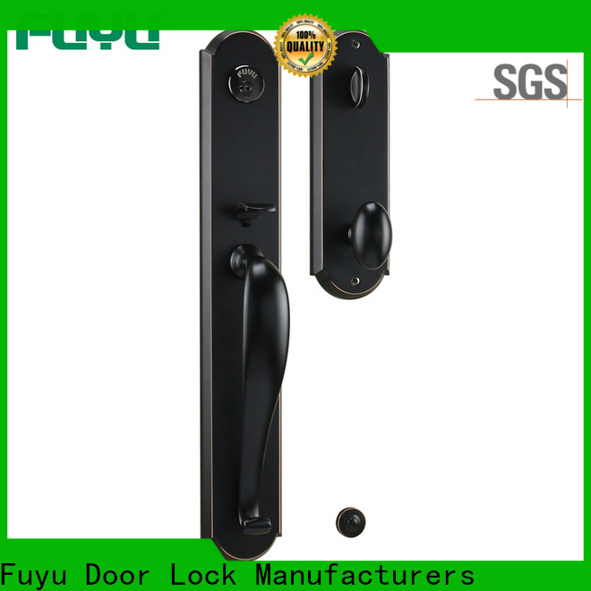 FUYU top five lever lock company for entry door