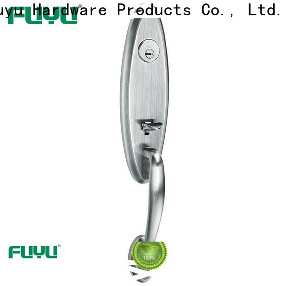 FUYU wholesale best door knob locks for sale for mall
