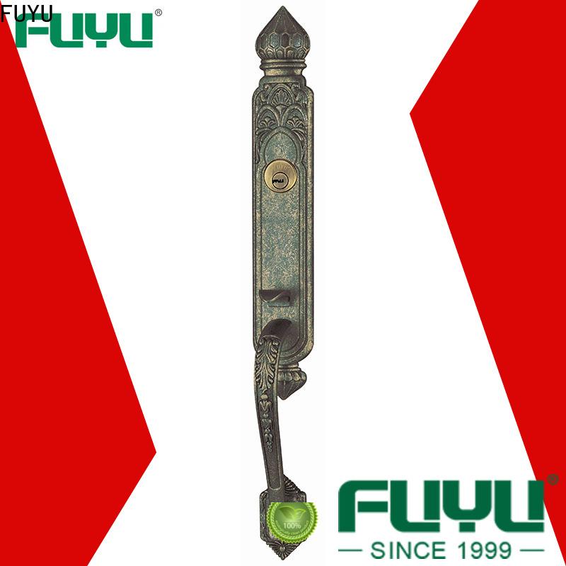 FUYU durable fingerprint locks for doors in china for indoor