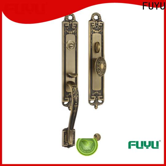 FUYU fuyu schlage exterior locks suppliers for shop