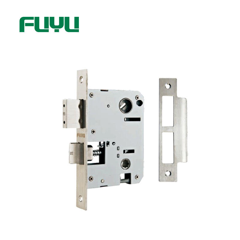 quality custom brass door lock antipanic with latch for mall-3