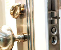 FUYU custom residential door locks meet your demands for mall-5