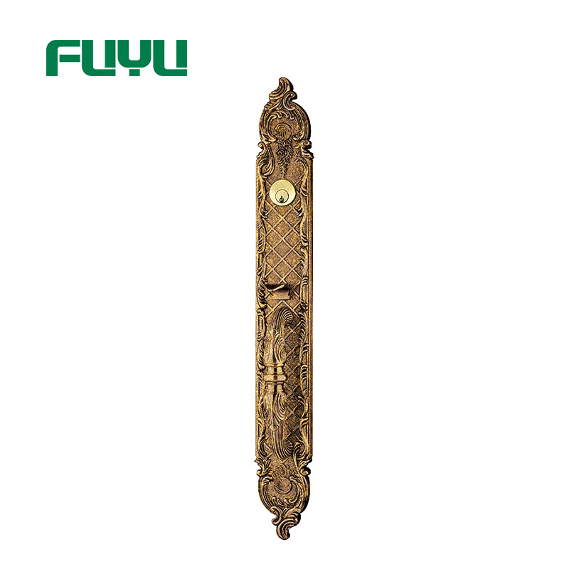 FUYU long best locks for home with latch for shop-1