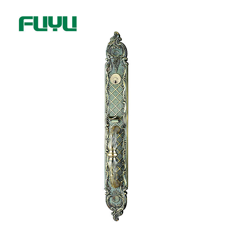 FUYU front door lock design meet your demands for shop