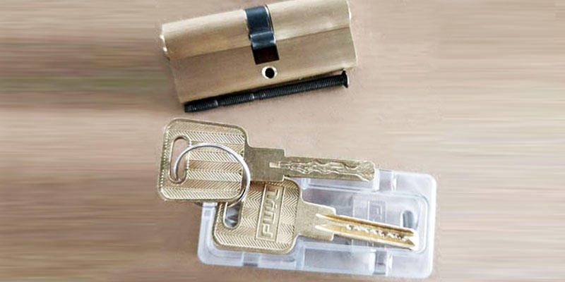 FUYU high security grip handle door lock supplier for entry door