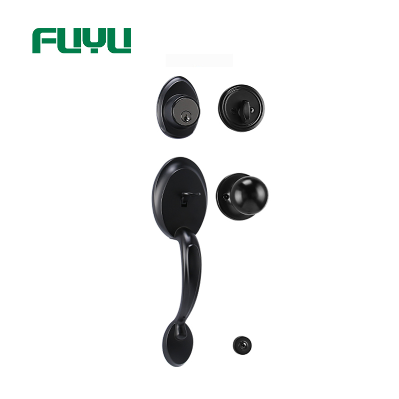 FUYU custom handle door lock manufacturer for shop-FUYU-img