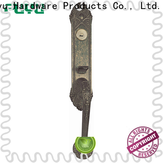 FUYU dubai customized zinc alloy door lock meet your demands for shop