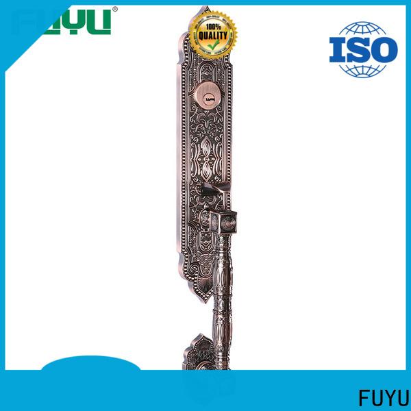 FUYU by zinc alloy villa door lock meet your demands for indoor