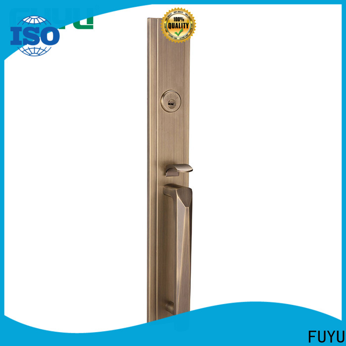 high security best home door locks test with latch for indoor