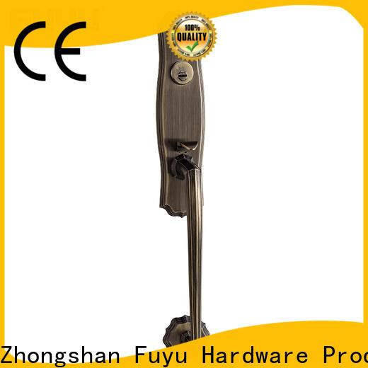 FUYU long apartment door locks meet your demands for shop
