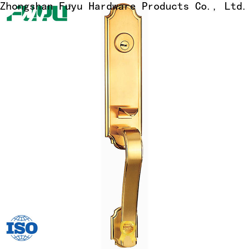 FUYU durable zinc alloy lock on sale for shop