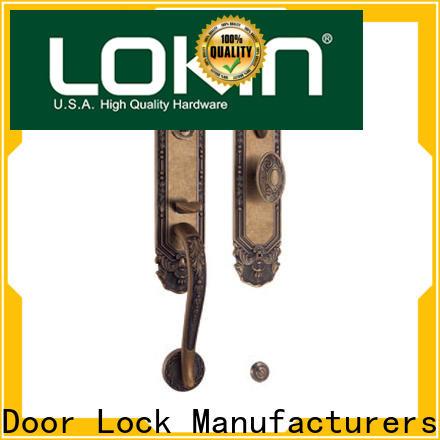 quality brass entry door locksets material meet your demands for wooden door