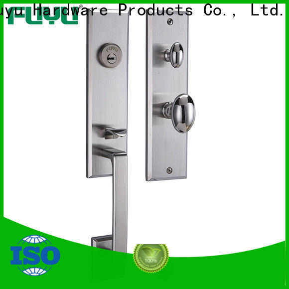 security door lock stainless steel wooden extremely security for residential