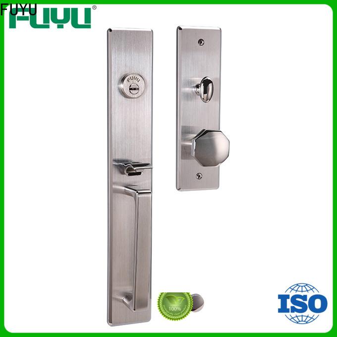 custom modern door locks side with international standard for wooden door